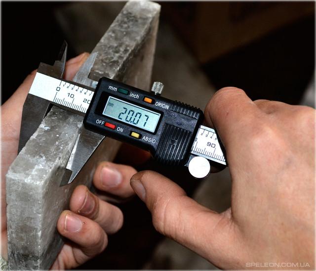 Контроль качества соляной плитки и кирпича