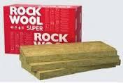 Утеплитель ROCKWOOL (Роквул) SUPERROCK (Суперрок)
