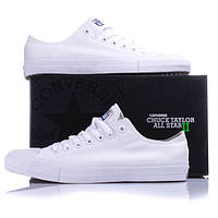Кеды Converse Chuck Taylor All Star II низкие белые