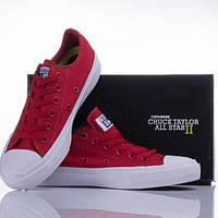 Кеды Converse Chuck Taylor All Star II низкие красные