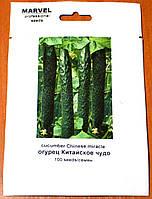 Семена  Огурца Китайское чудо  (Украина), 100 семян, фото 1