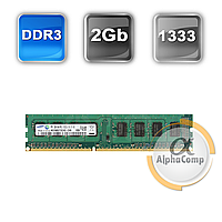 Модуль памяти DDR3 2Gb Samsung (2/1333SAM3RD) 1333