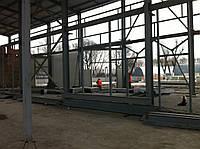 Строительство быстровозводимых ангаров