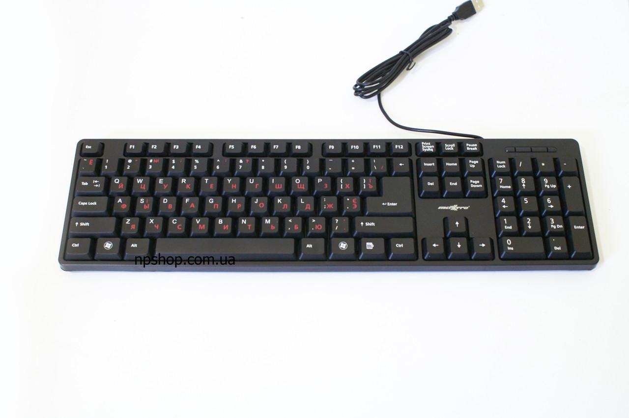 Клавиатура проводная USB 301