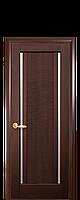 """Двери межкомнатные """"Новый Стиль Луиза"""" каштан"""