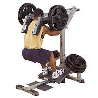 Body-Solid Leverage Squat Calf Machine