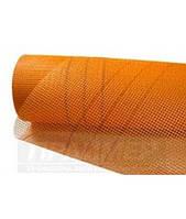 Сетка армировочная щелочест. (штукатурная) оранжевая, 145г./м2(Венгрия) (1мх50м, 5х5)