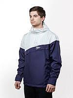 Куртка Анорак Urban Planet WP фиолетовая с белым