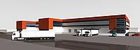 Проектирование промышленных зданий, логистических комплексов, складов, ангаров