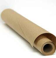 Бумага крафт упаковочная, без печати плотность 40-80 грам/м2. Вес рулона 800 грамм.