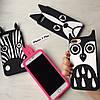 Силиконовые животные Marc Jacobs для iPhone 7 Plus, фото 2