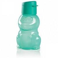 Эко - бутылка 350 мл с клапаном детская Динозаврик