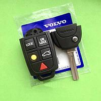 Volvo - remote key 433Mhz 4+1 кнопки, NE66