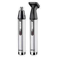 Триммер для носа Gemei GM-3105, гигиенический триммер для удаления волос