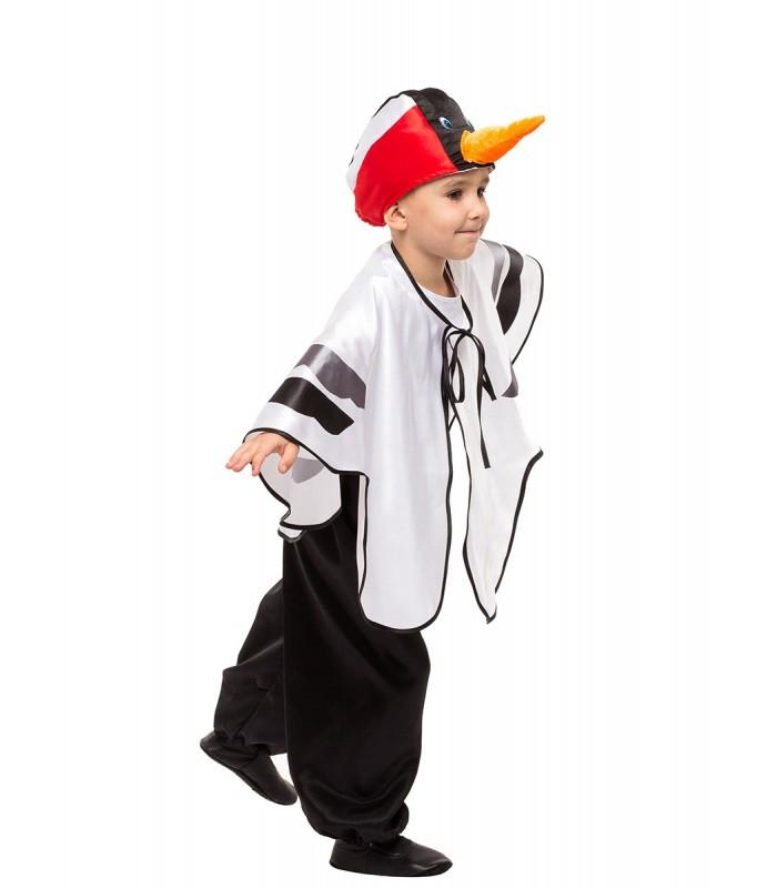 Карнавальный костюм Цапли весенний на праздник Весны (4-10 лет)
