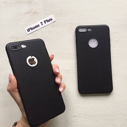 Ультратонкий силиконовый чехол для iPhone 7 Plus