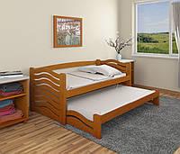 Ліжко двоярусне Мальва 90х190