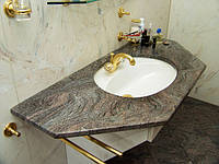 Столешница в ванную