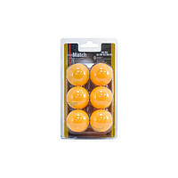 Enebe 6 BALLS NB MATCH ORANGE 40MM