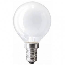 Лампа ЛЗП Volta/Іскра PS45 230B 40Вт Е14, фото 2