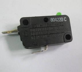 Микропереключатель для СВЧ Печи Samsung 3405-001034