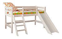 Детская кровать ДМ-21