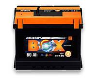 Аккумулятор ENERGY BOX ASIA (M3) 6СТ-60-А3 ASIA