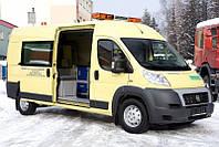 Передвижная лаборатория пожарно-техническая для экспертных работ на местах пожара