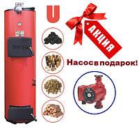 Котёл стальной Swag 30U универсальный мощностью 30 кВт