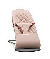 Babybjorn - кресло-шезлонг Bouncer Bliss, цвет Old Rose