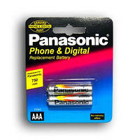 Аккумулятор Panasonic R03 750 (mAh)