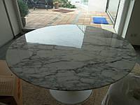 Столик из мрамора СЛЛМ - 122