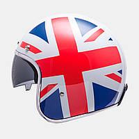 "Мотошлем MT-Helmets LE MANS SV ""UK Flag"""