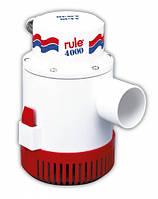 Помпа трюмная RULE 4000_24В
