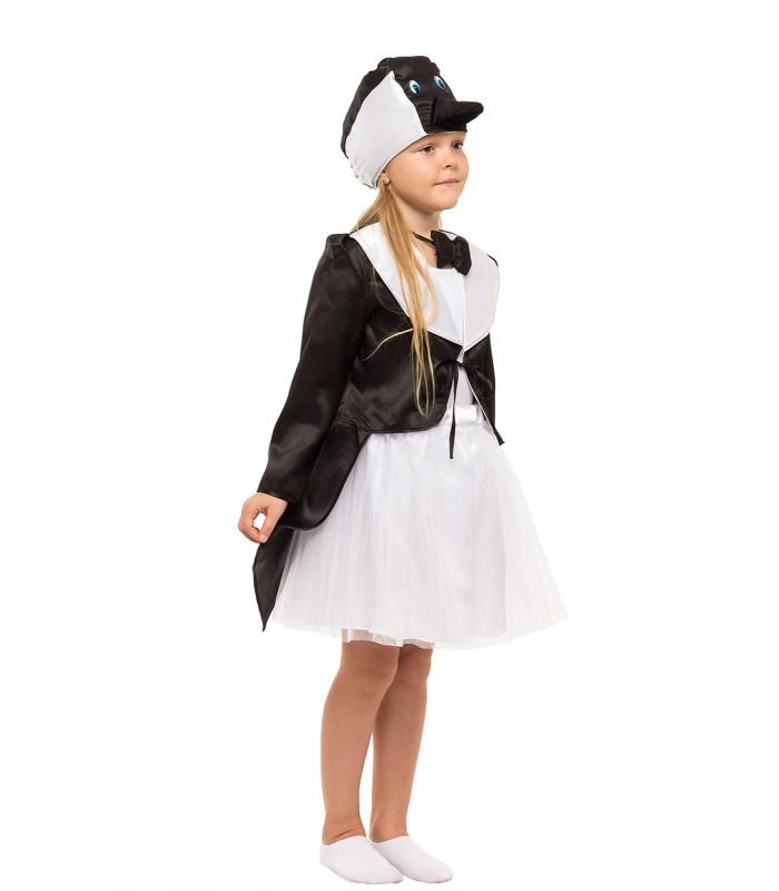 Карнавальный костюм Ласточки для девочки весенний на праздник Весны (4-9 лет)