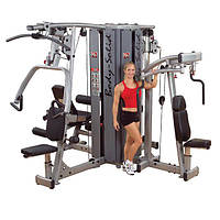 BODY-SOLID D-Gym 4-Stack Multistation System
