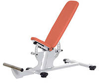 GYM80 SYGNUM Multi Position Bench with Foot Rest