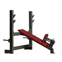 Gym80 CORE Incline Bench wide