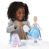 Принцессы Диснея Золушка с красивыми нарядами Princess Layer n Style Disney