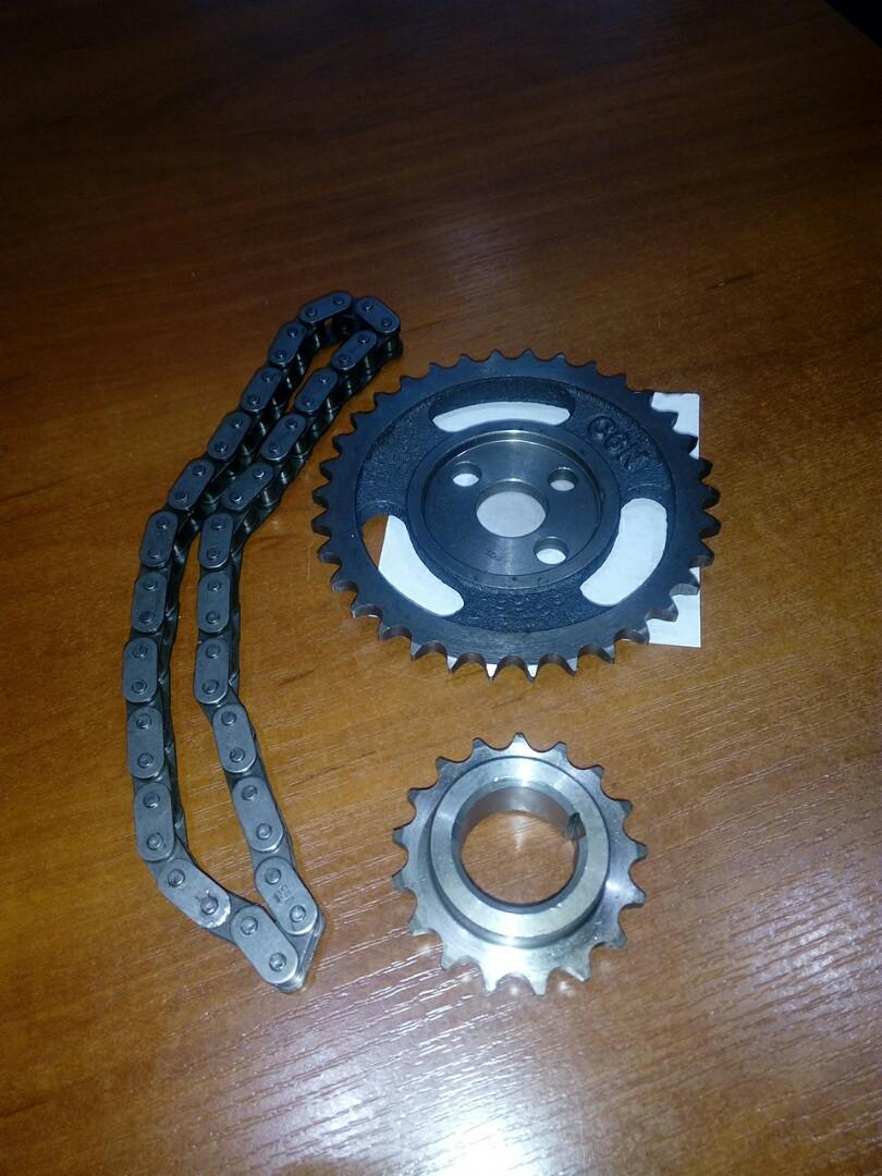 Комплект ланцюга ГРМ Ford