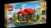 LEGO® Creator  ДОМИК НА БЕРЕГУ ОЗЕРА 31048