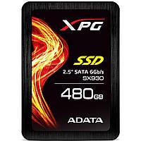 """Накопитель SSD 2.5"""" 480GB ADATA (ASX930SS3-480GM-C)"""