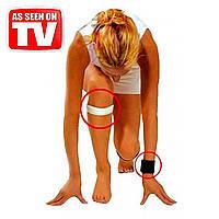 Магнитные ленты на колено и запястье Power Magnetic (магнитный наколенник Павер Магнетик)
