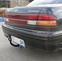 Фаркоп на Nissan Maxima (1994-1997) Ниссан Максима