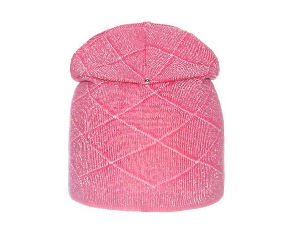 Геометрія стилю - весняна шапочка на дівчинку від ANPA, Польща, фото 2