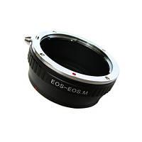 Адаптер переходник Canon EOS - Canon EF-M, кольцо