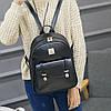 Элегантный женский рюкзак с клатчем , фото 5