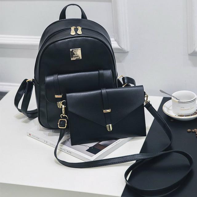 Оригинальный рюкзак для девушки