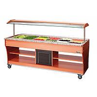 Салат-бар Bartscher GN 6х1/1 125523 (холодильный)