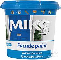 Краска фасадная Miks color 10 литров